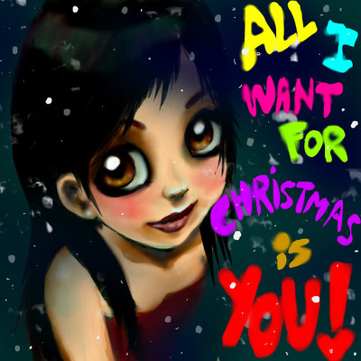 All i want for christmas...is you by darkcla