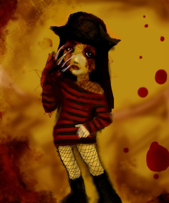 Federica Krueger by darkcla