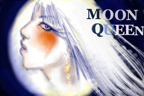 Moon Queen by darkcla