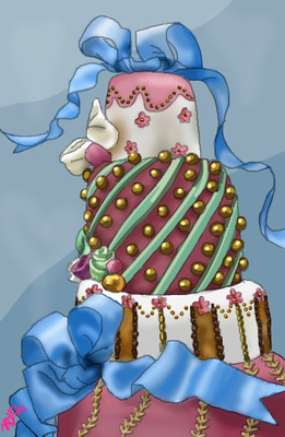 circus cake by roses56
