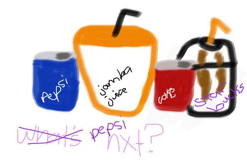 whats nxt?Pepsi nxt! by startears01