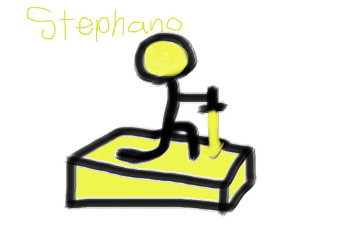 Stephano (pewdiepie) Bro Fist by startears01