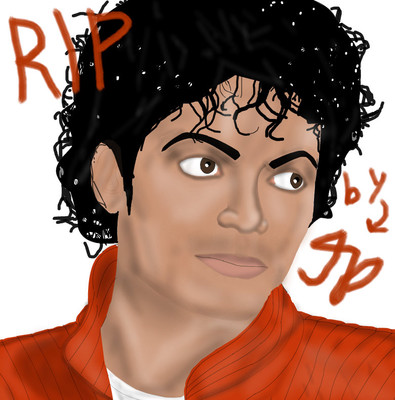 MICHAEL JACKSON by rrichboy