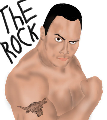 the rock by rrichboy
