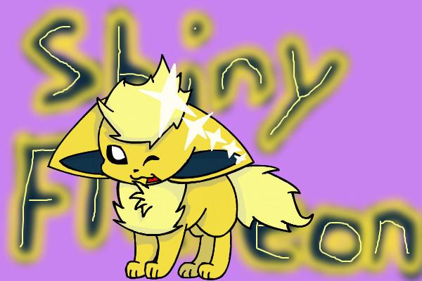 shiny-flareonShiny Flareon Pokemon X