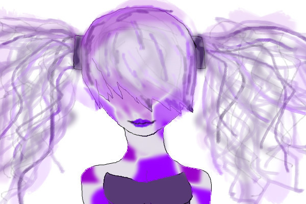 purple-girl