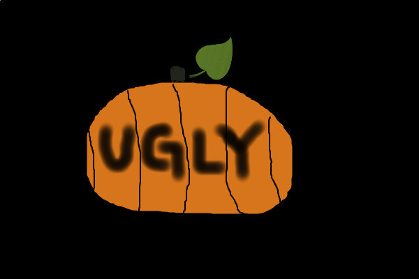 the-ugly-pumpkin