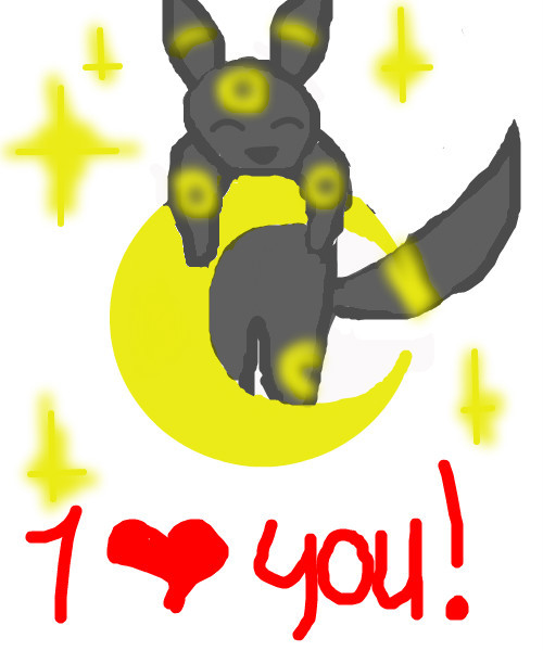 umbreon-loves-you