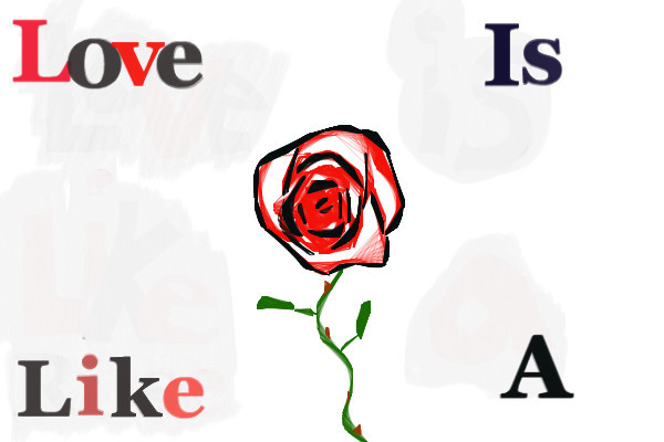 love-is-like-a-rose