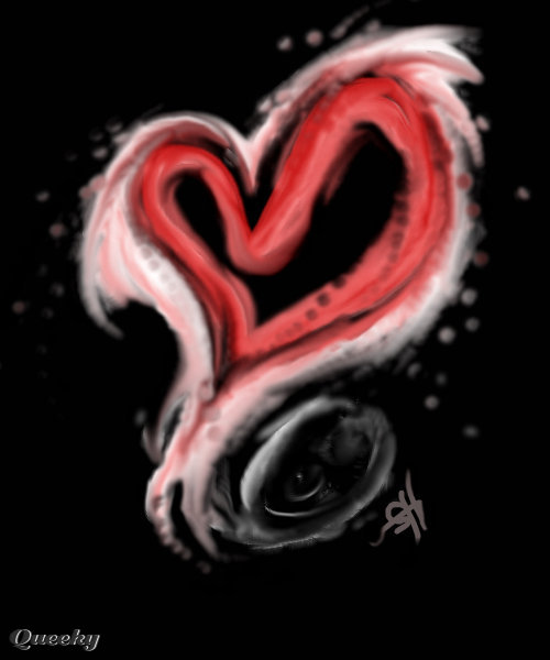 Abstract Heart ← an abstract Speedpaint drawing by Magicle ...   500 x 600 jpeg 35kB