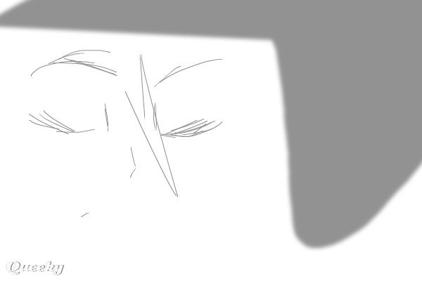 How To Draw Eyes Closed. how to draw anime eyes closed.