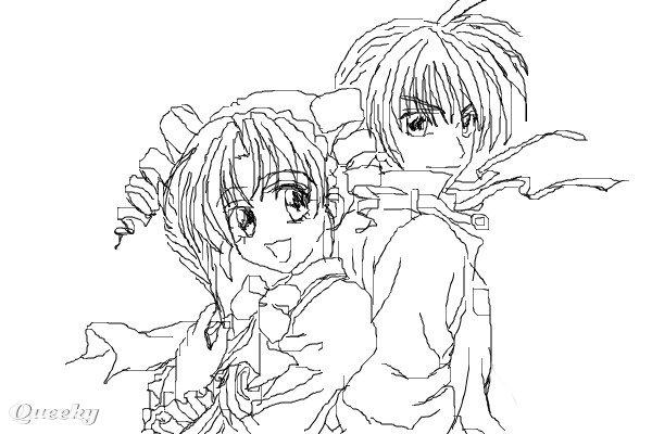 Full Moon Wo Sagashite! Takuto And Mitsuki! ← An Anime