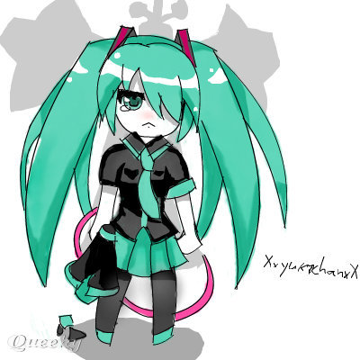 how to draw hatsune miku for learners