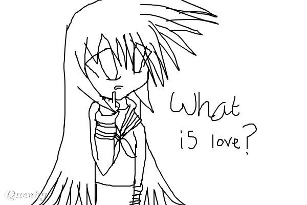 kujakus love life coloring page  u2190 an anime speedpaint