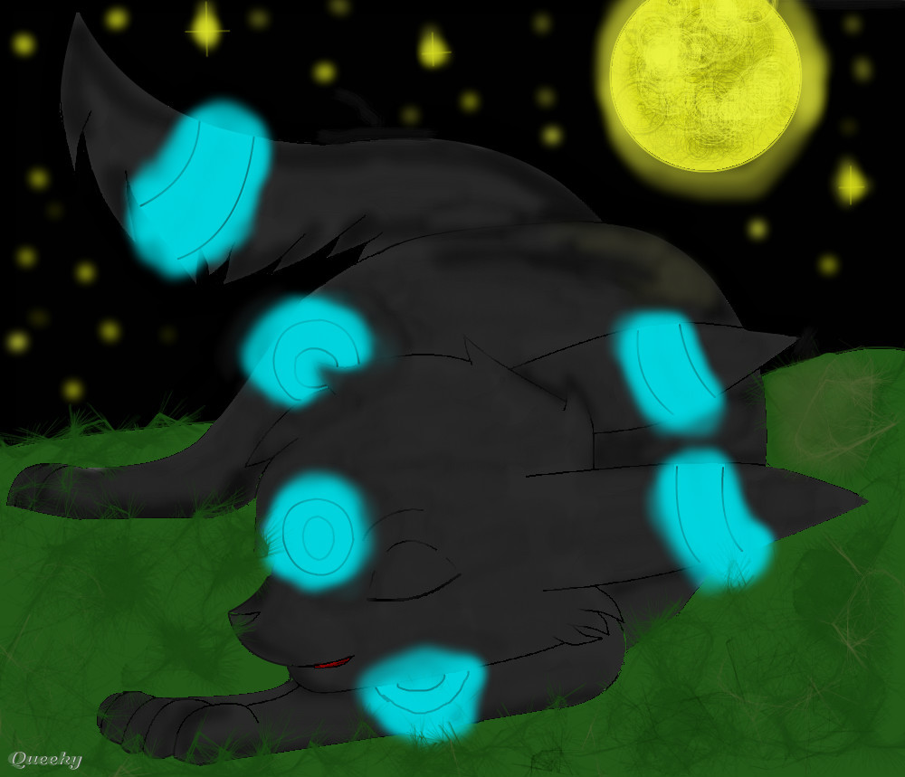Share This ArtworkUmbreon Artwork