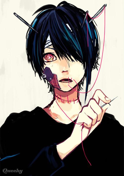 My creepypasta oc ← ...