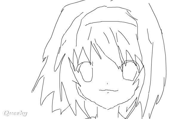 How To Draw Anime Evil Smile | www.pixshark.com - Images ...  How To Draw An Anime Smile