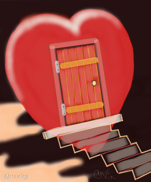 Share this Artwork & The Hearts door ? an art-history Speedpaint drawing by Charlenen1 ... pezcame.com