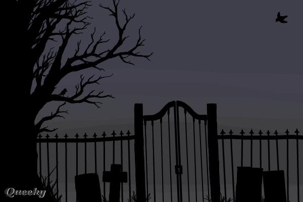 grave yard pic