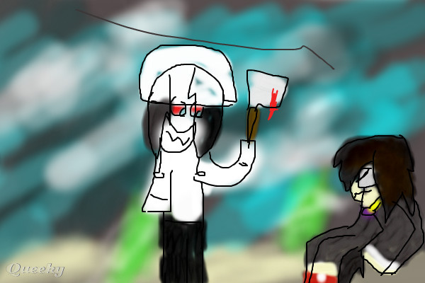 Jeff The Killer Vs The Joker Sky vs jeff the killer ← a