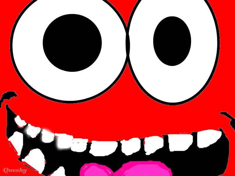 Crazy Face 2 ← a cartoons Speedpaint drawing by ...