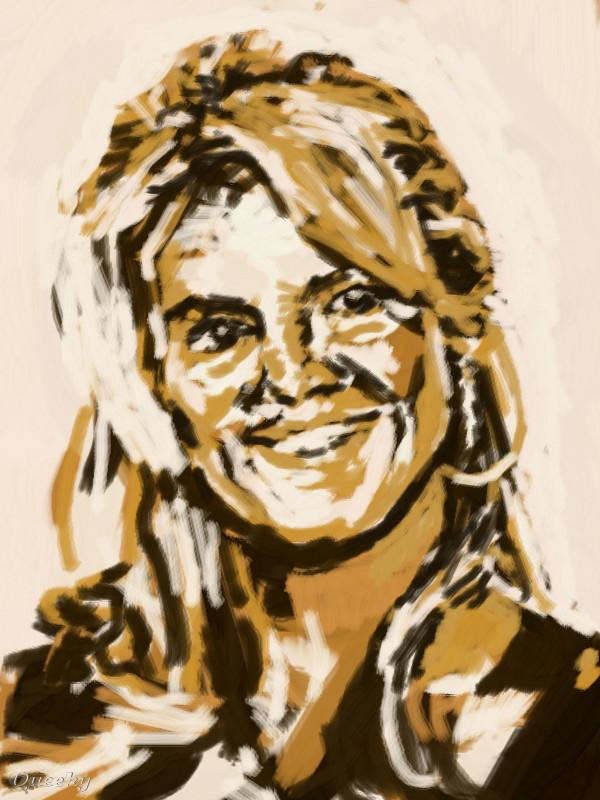 Heidi Klum WIP