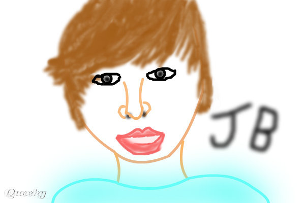 justin bieber drawing step by step. Justin Bieber Drawing Picture.