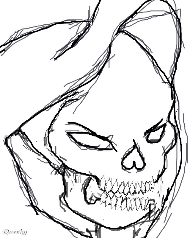 Drawings Of The Grim Reaper Choice Image