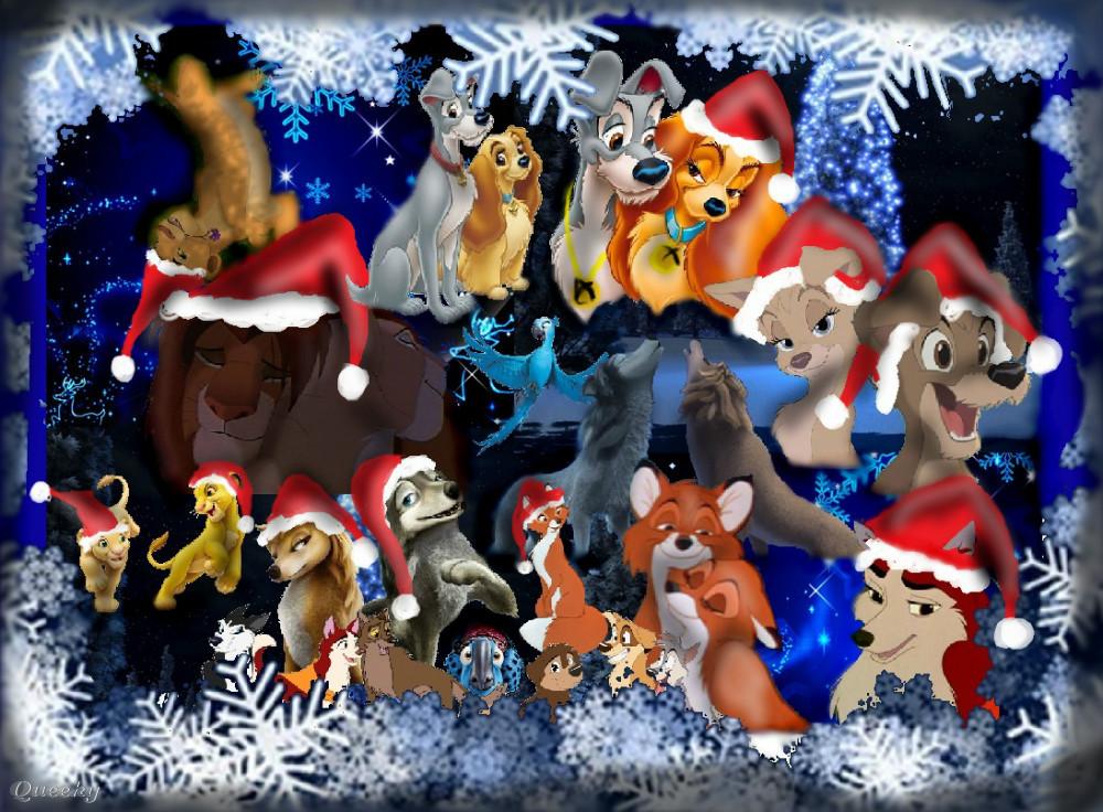 Meryry christmas composition - 3 1