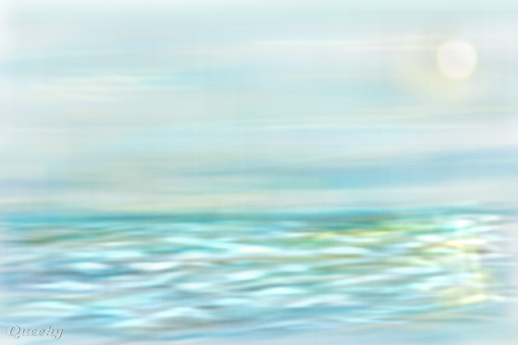 Ocean ← a landscape Speedpaint drawing by Haedonggum ...