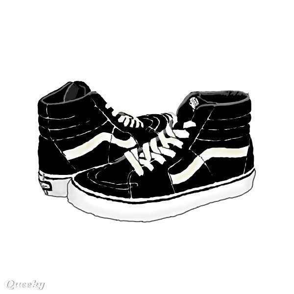 Vans 4 Kraken ← A Objects Speedpaint Drawing By