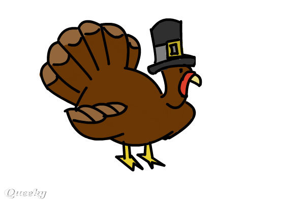 Cartoon turkey ← a other Speedpaint drawing by Blinemily ...