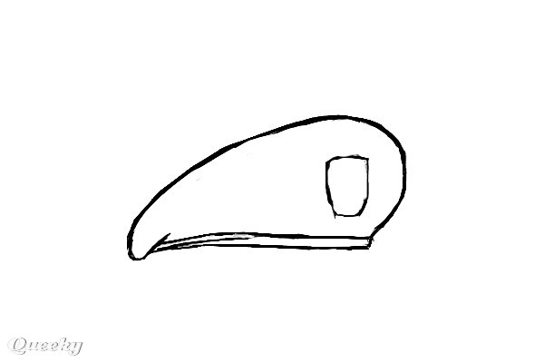 how to make a draw hat in vb