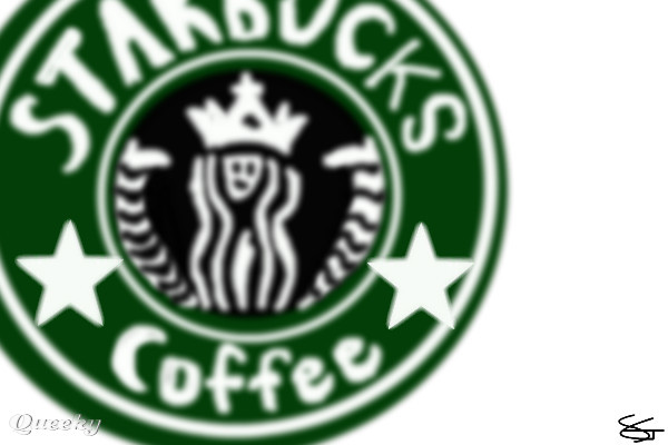 1992 Starbucks Logo ← a other Speedpaint drawing by ...