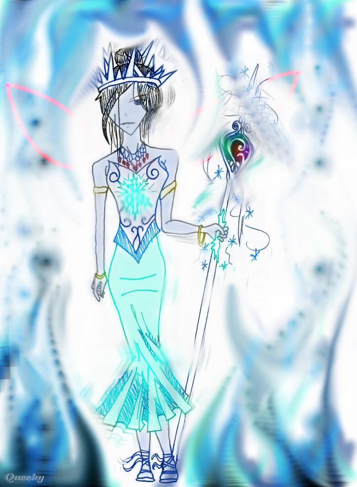 queen mab  u2190 a other speedpaint drawing by mrradionerd