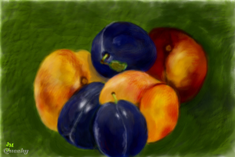 My Fruits Models
