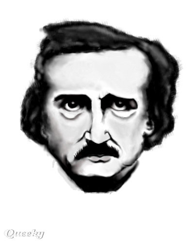 edgar allan poe coloring pages - photo#27