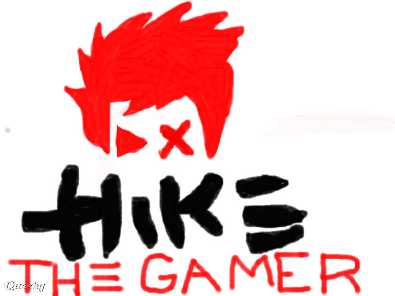 hike the gamer � a signs speedpaint drawing by
