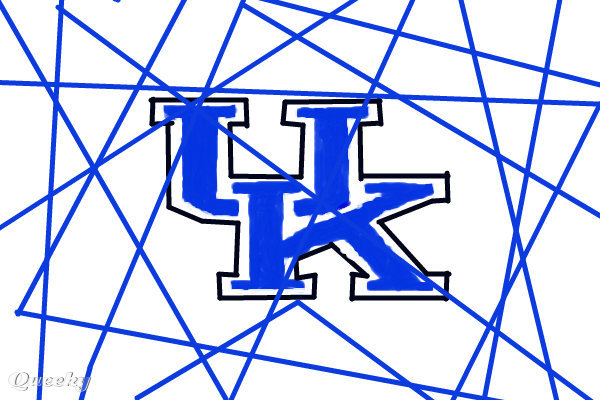 KENTUCKY WILDCATS LOGO ← a sports drawing by Gzzurker . Queeky ...
