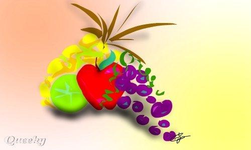 cartoon fruit  u2190 a still