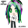 Alanna Jevne chibi by abbeypatton12