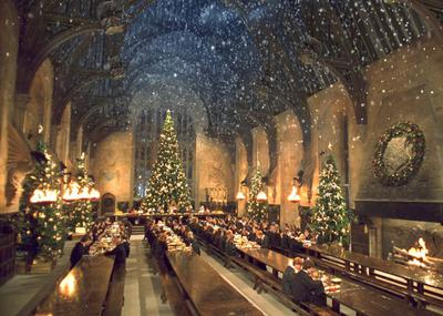 Great Hall Christmas 1992