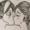 Anime/Manga Boy-Girl Kiss