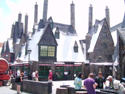 Hogsmeade-winter