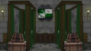 Slytherin Dorm